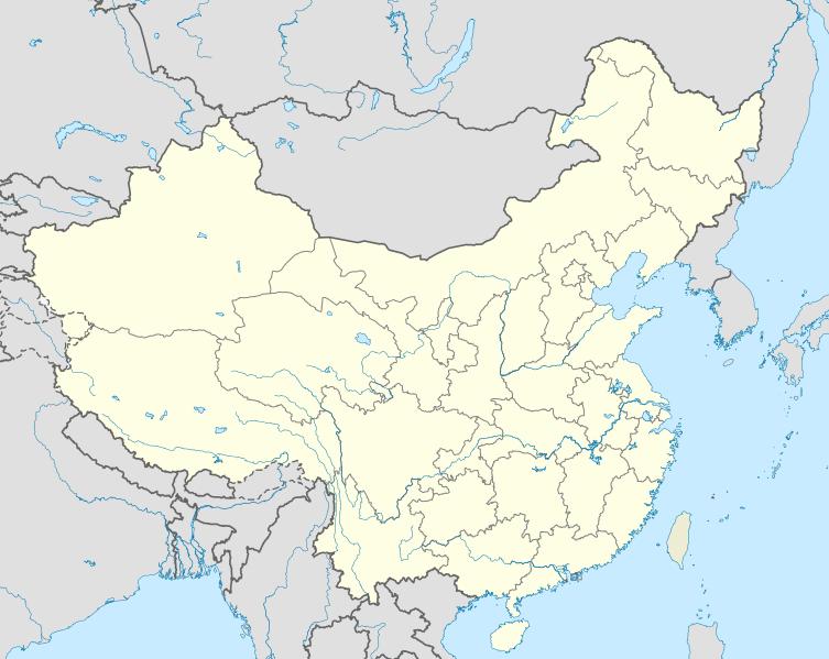 دول الصين