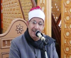وفاة علم من أعلام تلاوة القرآن القارئ الشيخ محمد السيد ضيف رحمه الله ..