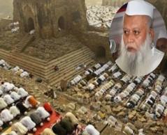 العلامة نور حسين القاسمي يتهم المحكمة الهندية بالتلاعب باسم القضية في أمر المسجد البابري ..