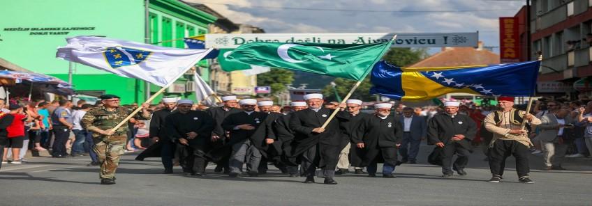 البُوسنيون يحتفلون بالذكرى 511 لاعتناقهم الإسلام